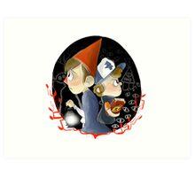 Dipper & Wirt Art Print