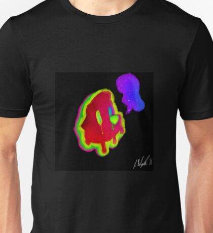 Neon Otter Unisex T-Shirt