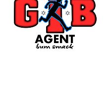 Zac Power - Agent Bum Smack by cubicspin