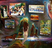 Artist's Universe by Bani