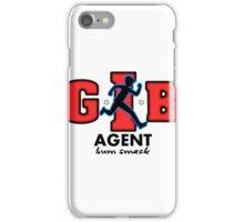 Zac Power - Agent Bum Smack iPhone Case/Skin