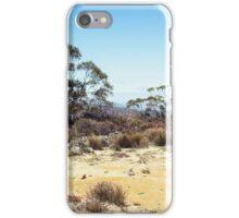 Atop Mt Duwul iPhone Case/Skin