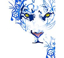 Tiger Spirit Photographic Print