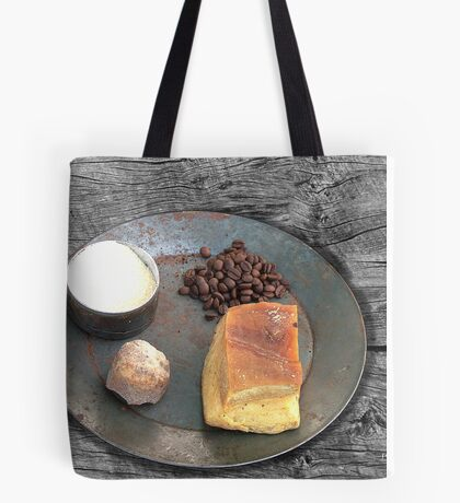 Field Rations Tote Bag