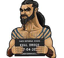 Khal Drogo of the Dothraki by TheMovieManiacs
