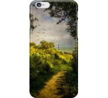 On The Path To The Sea iPhone Case/Skin