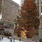 Rockfeller Center by phlgrl33