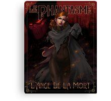 Le Phantasme -- L'Ange de la Mort Canvas Print