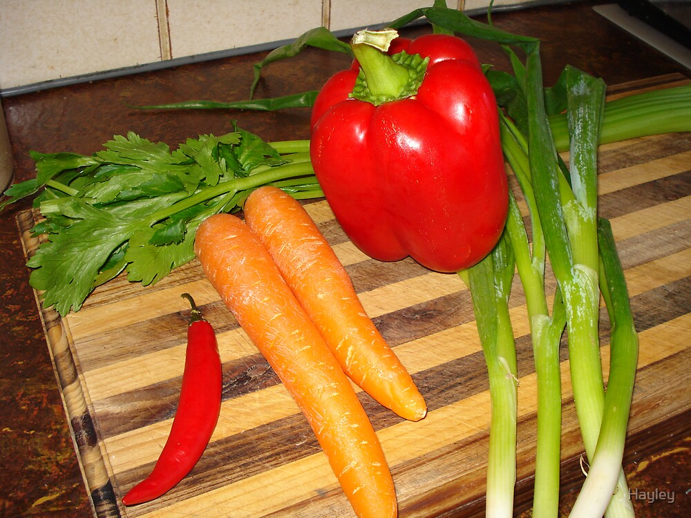 Veges by Hayley