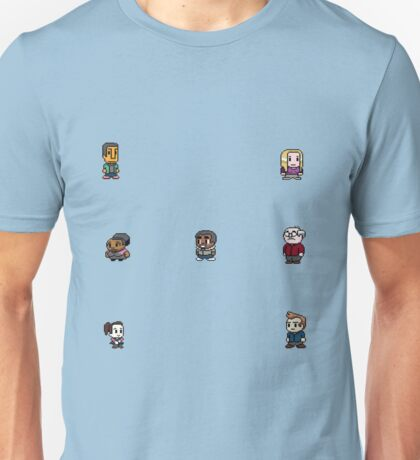 Community Video Game Unisex T-Shirt