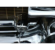 Chevy Bling Photographic Print