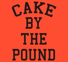 Cake By The Pound [Black] by imjesuschrist