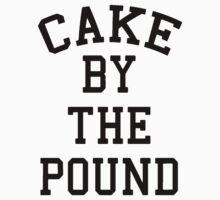 Cake By The Pound [Black] by imjesuschrist