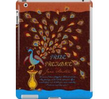 Paisley Peacock Pride and Prejudice: Fall Modern iPad Case/Skin