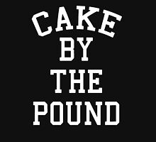 Cake By The Pound [White] Womens Fitted T-Shirt