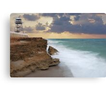 Refuge Point Lookout Canvas Print