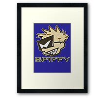 Spiffy Framed Print