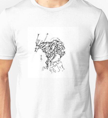 The Wire Gazelle Unisex T-Shirt