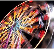 Ferris Wheel by LauraElizabeth