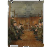 Army - Ways to relax iPad Case/Skin