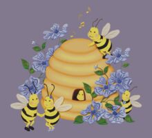 Bee Dance Kids Clothes