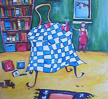 where's my storybook? by louise lawrence