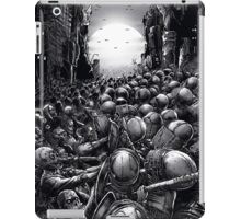 Chaos infected iPad Case/Skin
