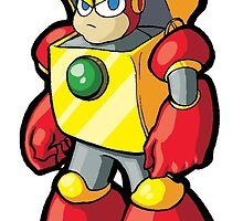 Mega Man 2 Robot Master - Heat Man by 57MEDIA