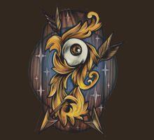 Filigree Eye  T-Shirt