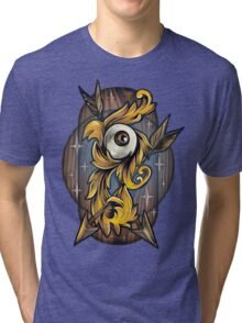 Filigree Eye  Tri-blend T-Shirt