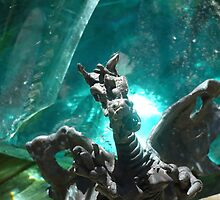 Ocean Dragon by angeshirl