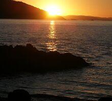 Sunset 1 by satu kirk