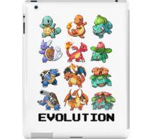Pokemon Evolution iPad Case/Skin