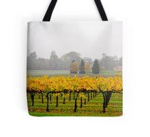 Winery Mist Tote Bag