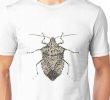 One Beautifully Bedazzled Stink Bug Unisex T-Shirt
