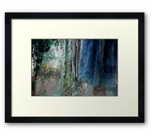 of gloom Framed Print