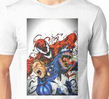 Carnage and Venom Unisex T-Shirt