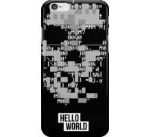 Hello World iPhone Case/Skin
