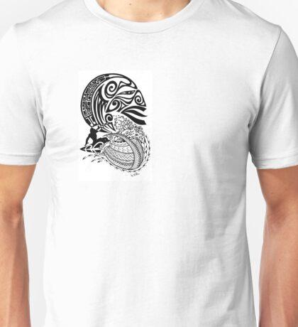 Midnight surf Unisex T-Shirt