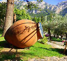 The Terracotta Pot..............................Mallorca Photographic Print