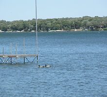 Lake Okoboji by ReverendColet