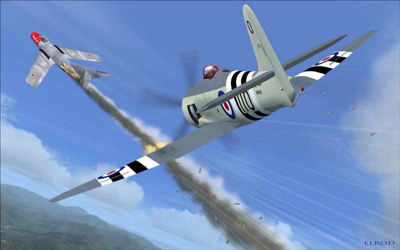 """Prop vs Jet"" by planecrazy1969"