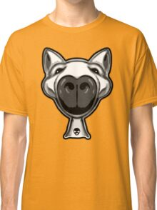 English Bull Terrier Hello Classic T-Shirt