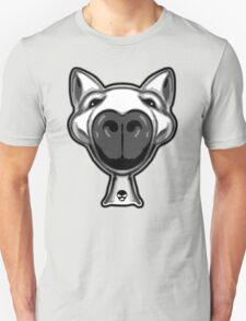 English Bull Terrier Hello Unisex T-Shirt