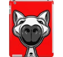 English Bull Terrier Hello iPad Case/Skin