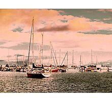 Bunbury Harbour 2007 Photographic Print