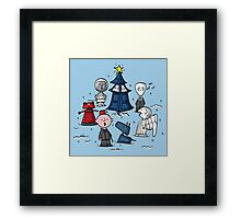 A Charlie Who Christmas Framed Print