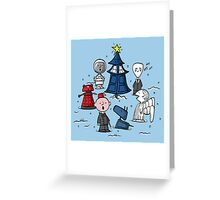 A Charlie Who Christmas Greeting Card
