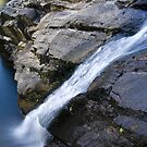 Hepburn Waterfall by cowwws