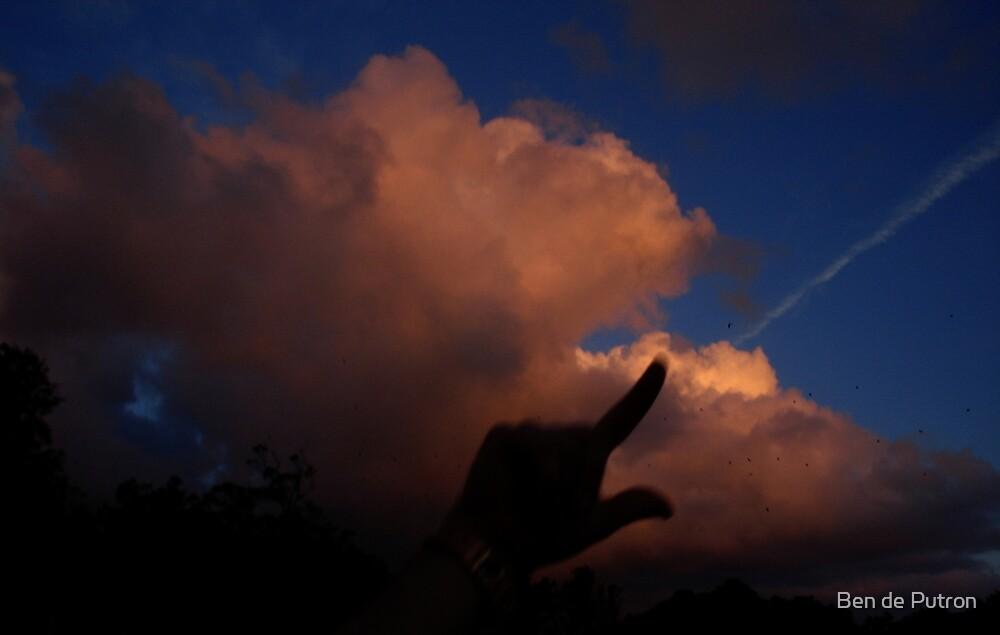 Cloud Busting by Ben de Putron